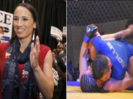 Former MMA fighter Sharice Davids elected to Congress by Kansas voters