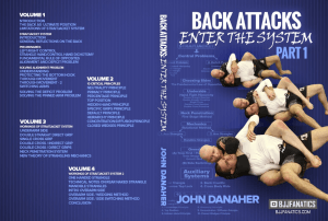 Back Attacks: Enter The System in John Danaher DVD Collection