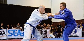 Practice jiu-Jitsu Older