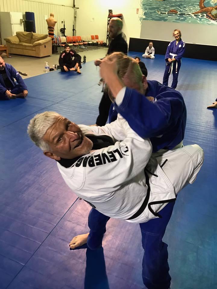 steve 3 1024x1024 - How To Practice Jiu-Jitsu As You Get Older