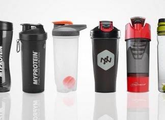 Best BJJ Shaker Bottle 2019