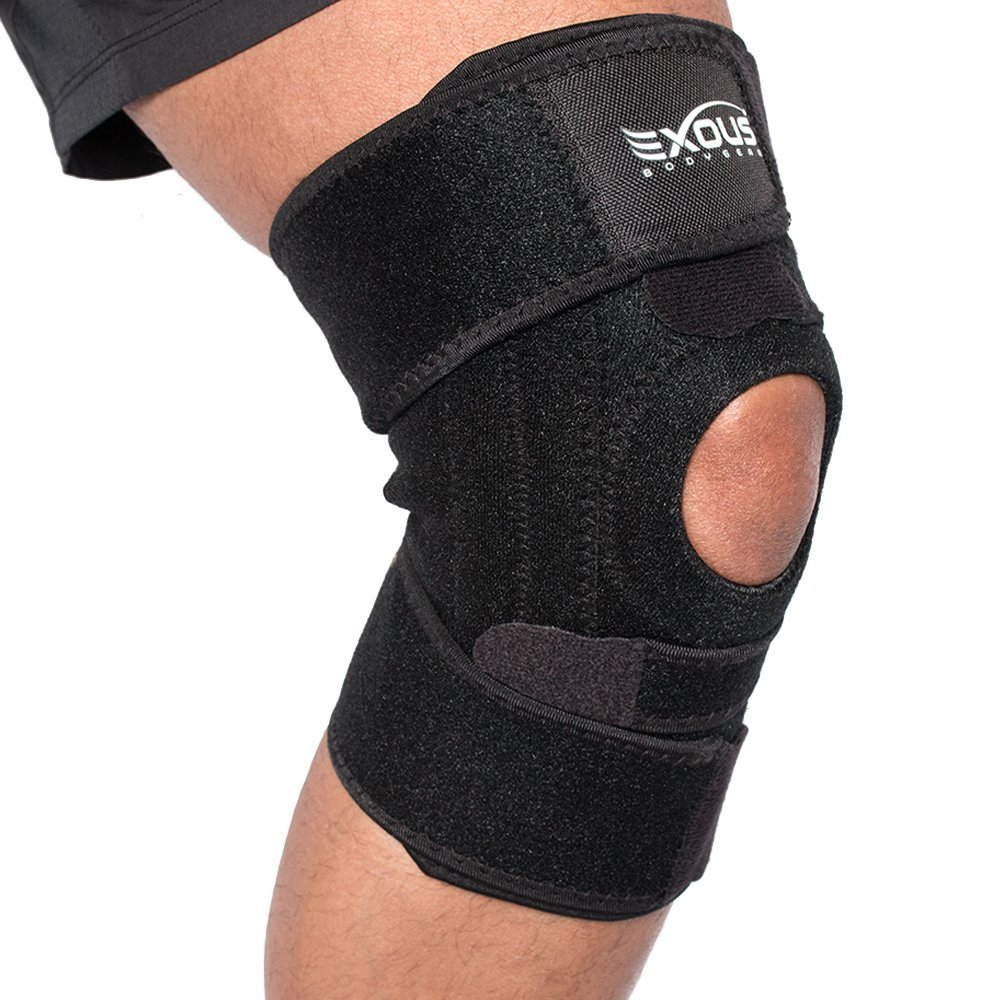 Best BJJ Knee Braces 2019 Guide EXOUS Knee Brace Review