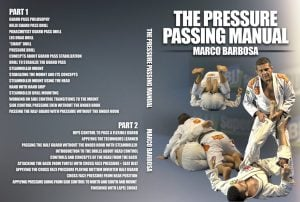 Marco Barbosa DVD Pressure Passing Manual