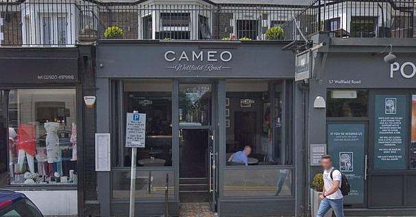Cameo Club in Roath