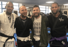 Actor Tom Hardy is Now a Head Ambassador of REORG Jiu-Jitsu Foundation