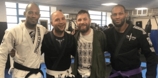 Actor Tom Hardy is Now a Head Ambassador of REORG Jiu-Jitsu Foundation