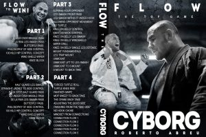 "Flow: Top Game"" Roberto Cyborg Abreu DVD instructional"