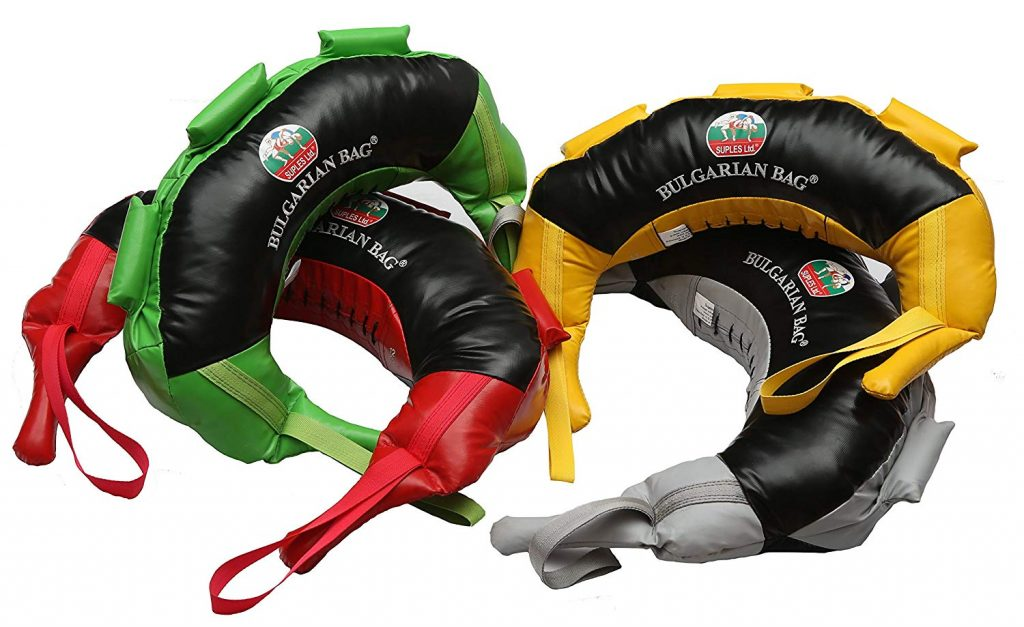 Best BJJ Bulgarian Bag