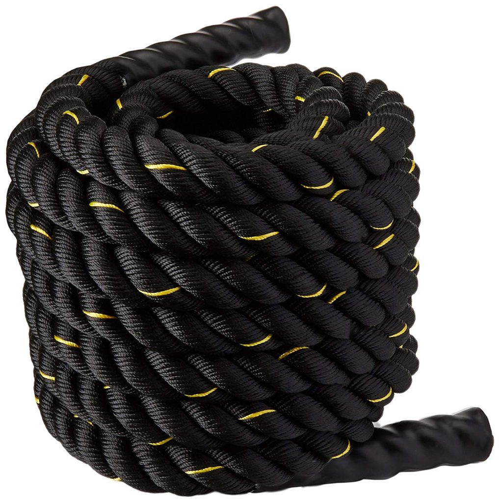 81R6igfpiML. SL1500  1019x1024 - Best Battle Ropes for BJJ In 2020 - Guide, Reviews & Workout