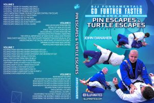 "Fundamentals Escapes Cover Part 2 1024x1024 300x202 - First Review: John Danaher Gi DVD Instructional ""Go Further Faster - Pin Escapes & Turtle Escapes"""