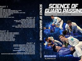 Lucas Lepri DVD Science Of Guard Passing
