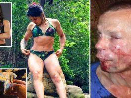 Polyana Viana attacked with a gun