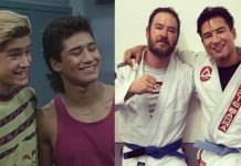 Saved By Bell Start Traigning Jiu-Jitsu together