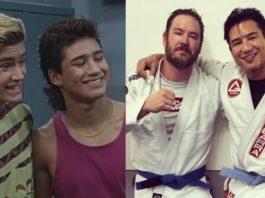 Saved By Bell Start Traigning Jiu-Jitsu together