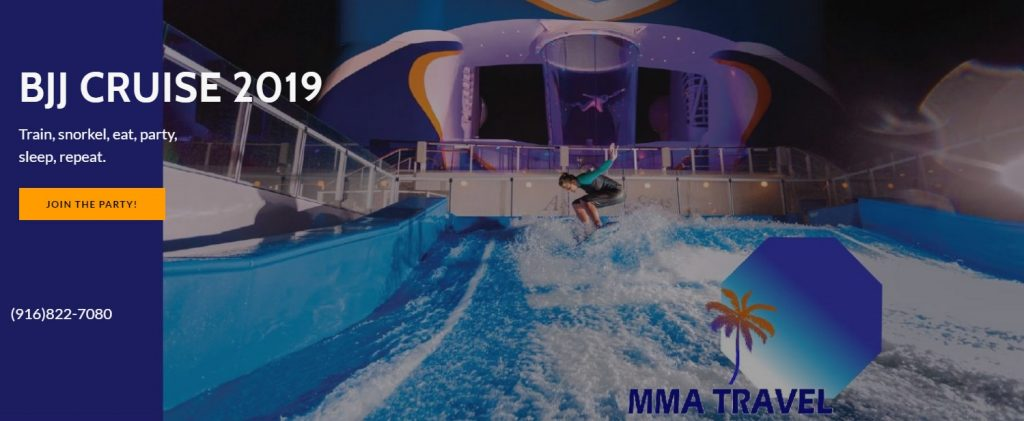 BJJ Cruise Vacation