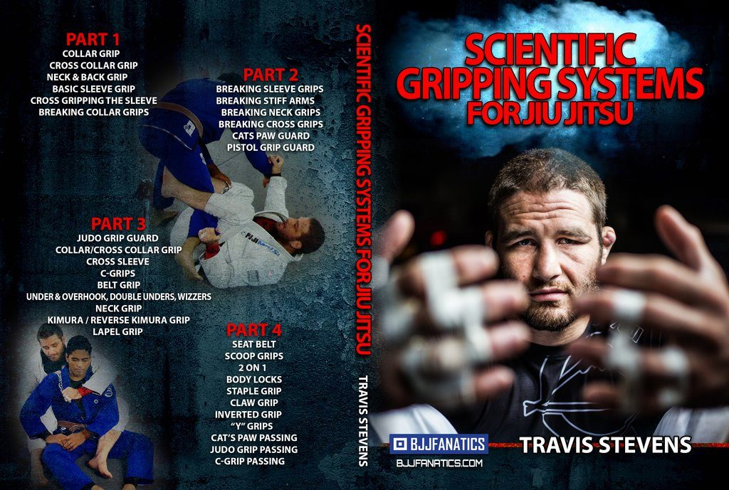 Travis Stevens Scientific gripping Systems Best BJJ DVD Review