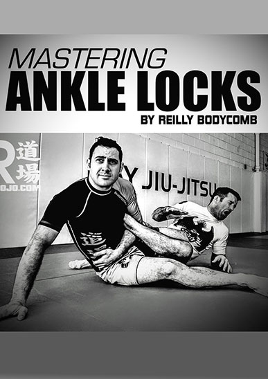 Full Review Of the New Reilly Bodycomb - Mastering Ankle Locks Best BJJ DVD