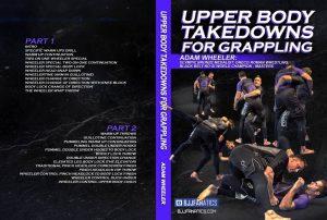 Adam Wheeler DVD Upper Body Takedowns For Grappling