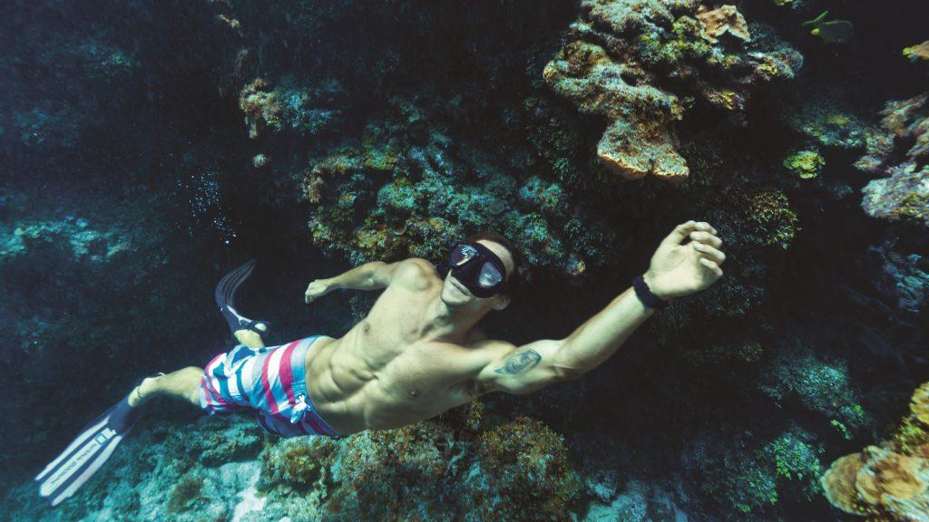 snorkeling 1024x576 - Brazilian Jiu-Jitsu Cruise Vacation: Submissions On The High Seas