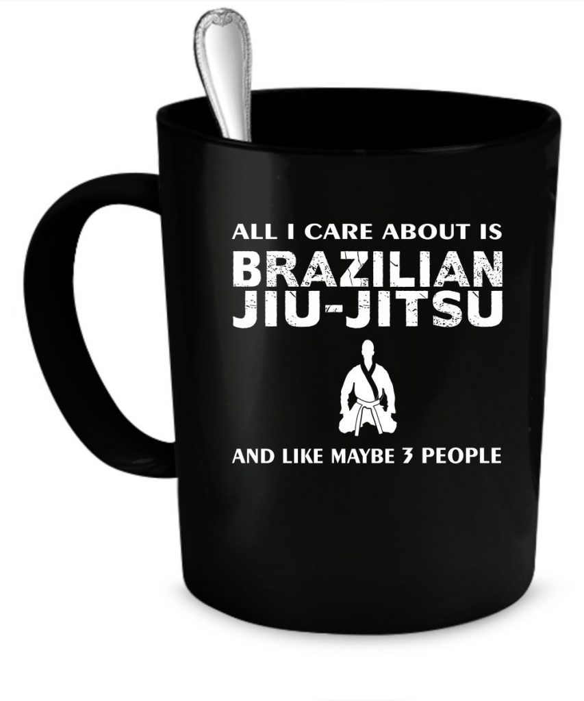 61A7CYLIVL. SL1200  853x1024 - Best BJJ Mugs For 2019 - Reviews And Guide