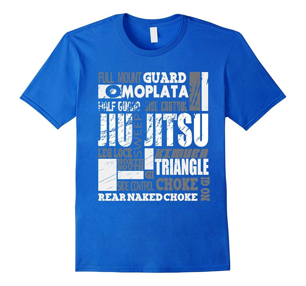 5ad8e5c0 Best BJJ T-Shirts For Summer 2019 - Guide And Reviews – BJJ World