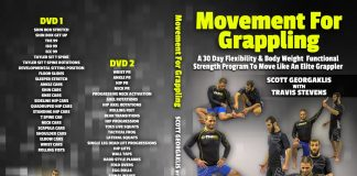 Scott Georgaklis - Movement For Grappling (DVD/DIGITAL/E-Book)