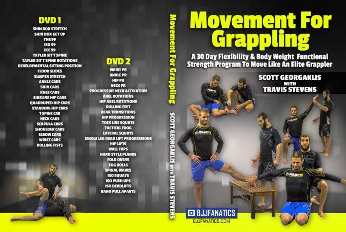 Scott Georgaklis - Movement For Grappling (DVD/DIGITAL/E-Book)