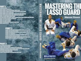 Marcos Tinoco Lasso Guard DVD Digital Instructional