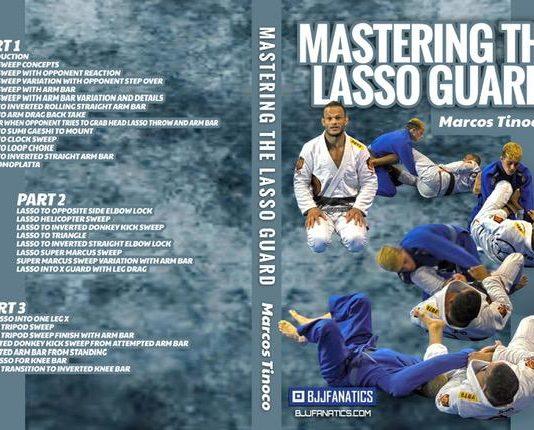 Marcos Tinoco Lasso Guard DVD Digital Instructional