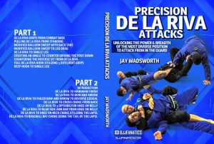 "DVDwrap jay wadsworth 1024x1024 300x202 - Jay Wadsworth DVD: ""Precision De La Riva Attacks"" REVIEW"