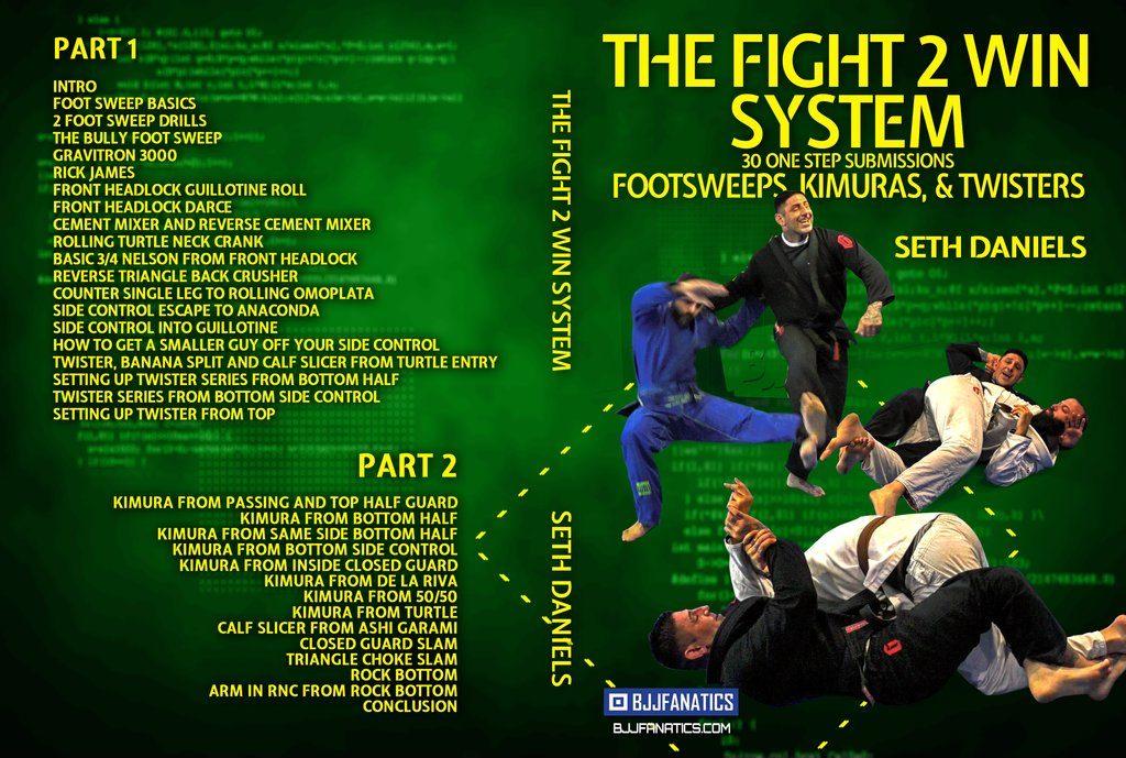 "DVDwrap seth 1024x1024 1024x689 - Seth Daniels DVD - A Look At ""The Fight 2 Win System"""
