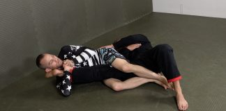 Flowing Leg Lock BJJ Drills