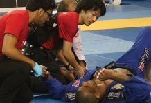 BJJ Knee Injuries LCL tear Recovery