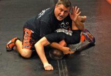 Wrestling Half Nelson For BJJ
