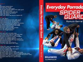 Everyday Porrada SPider Guard Romulo Barral DVD