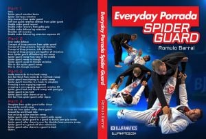 Romulo COVER 1024x1024 300x202 - Romulo Barral DVD - Everyday Porrada Spider Guard