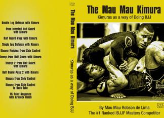 Robson Lima Mau Mau Kimura DVD