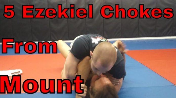 5 Ezekiel Chokes From Mount
