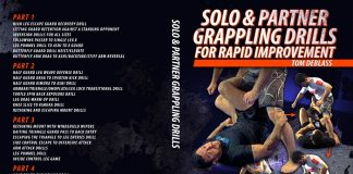 Tom Deblass Solo And Partner Grappling Drills DVD