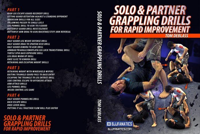 Tom Deblass Solo And Partner Grappling Drills DVD