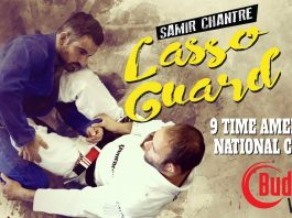 Samir Chantre Lasso Guard DVD