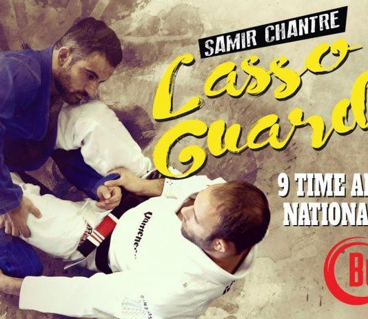 Samir Chantre Lasso Guard DVD
