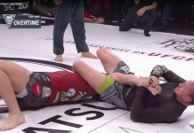 Armbar Escape by Gordon Ryan vs Craig Jones