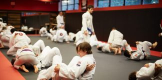 Different BJJ Gyms Cross-training
