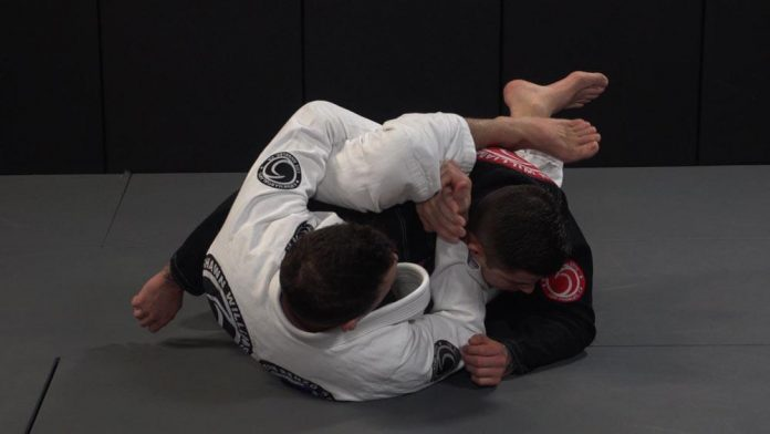 The best Closed Guard - Willimas Guard