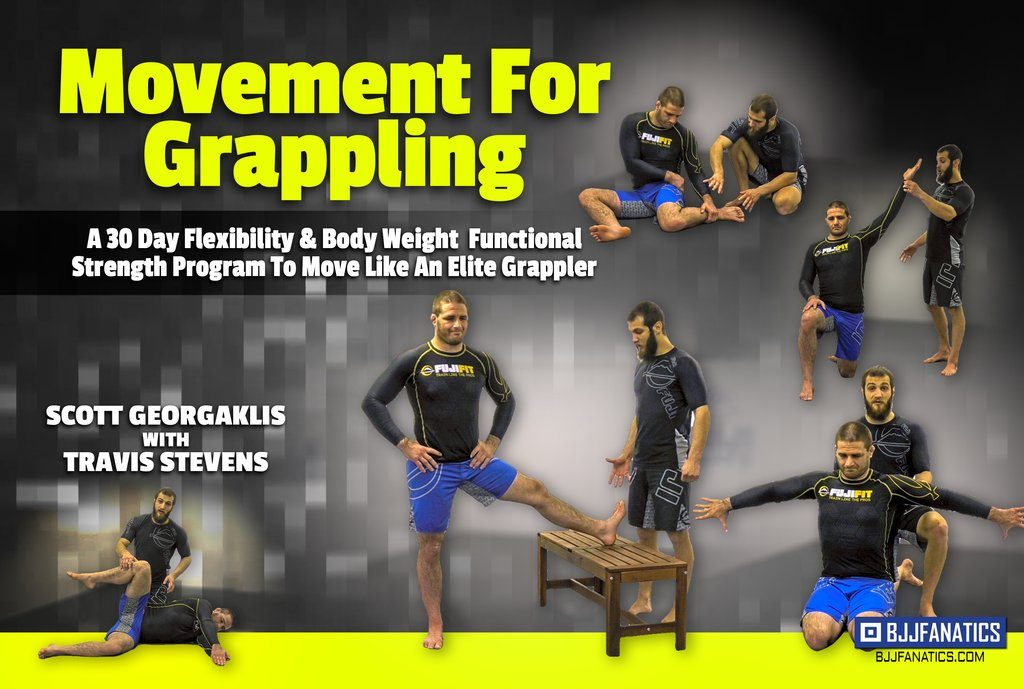 MOvement For Grappling DVD & E-Book