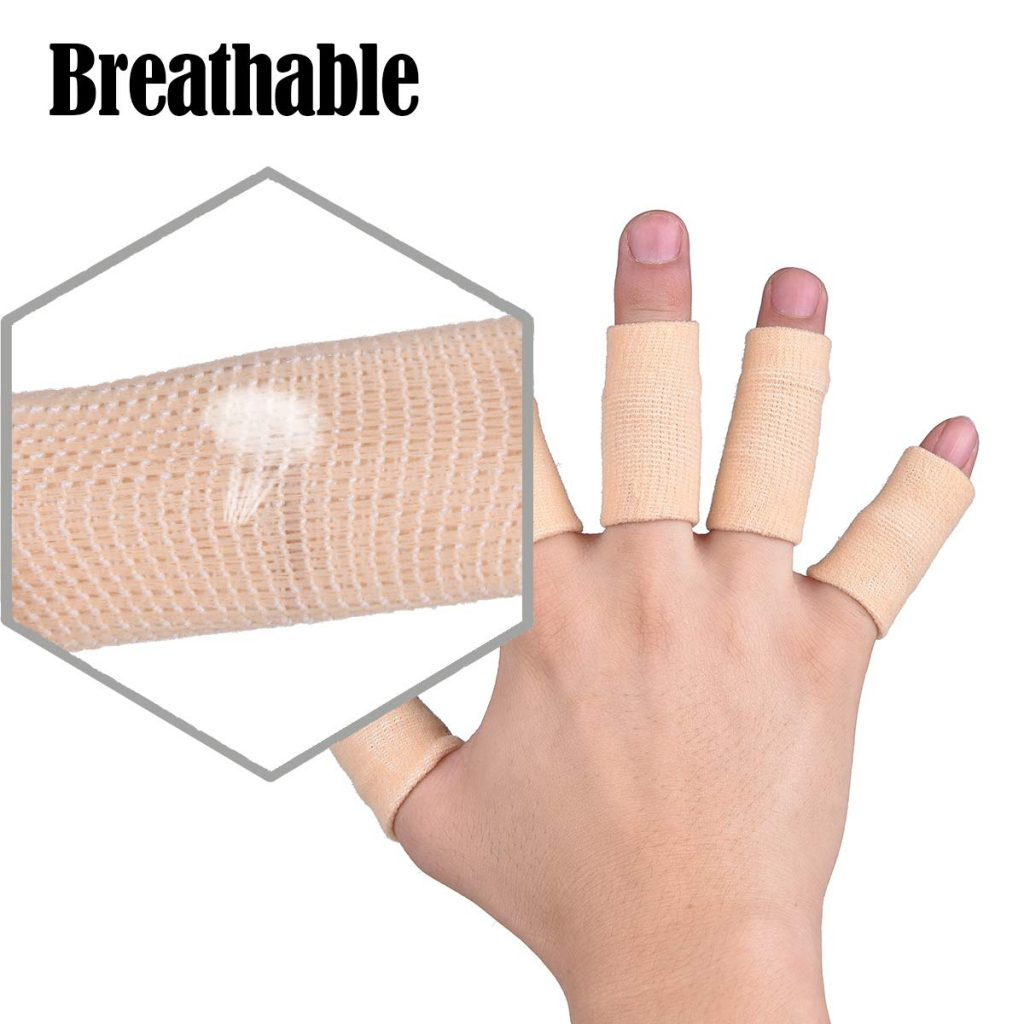 Best BJJ Finger Braces 2019 Single Sleeves