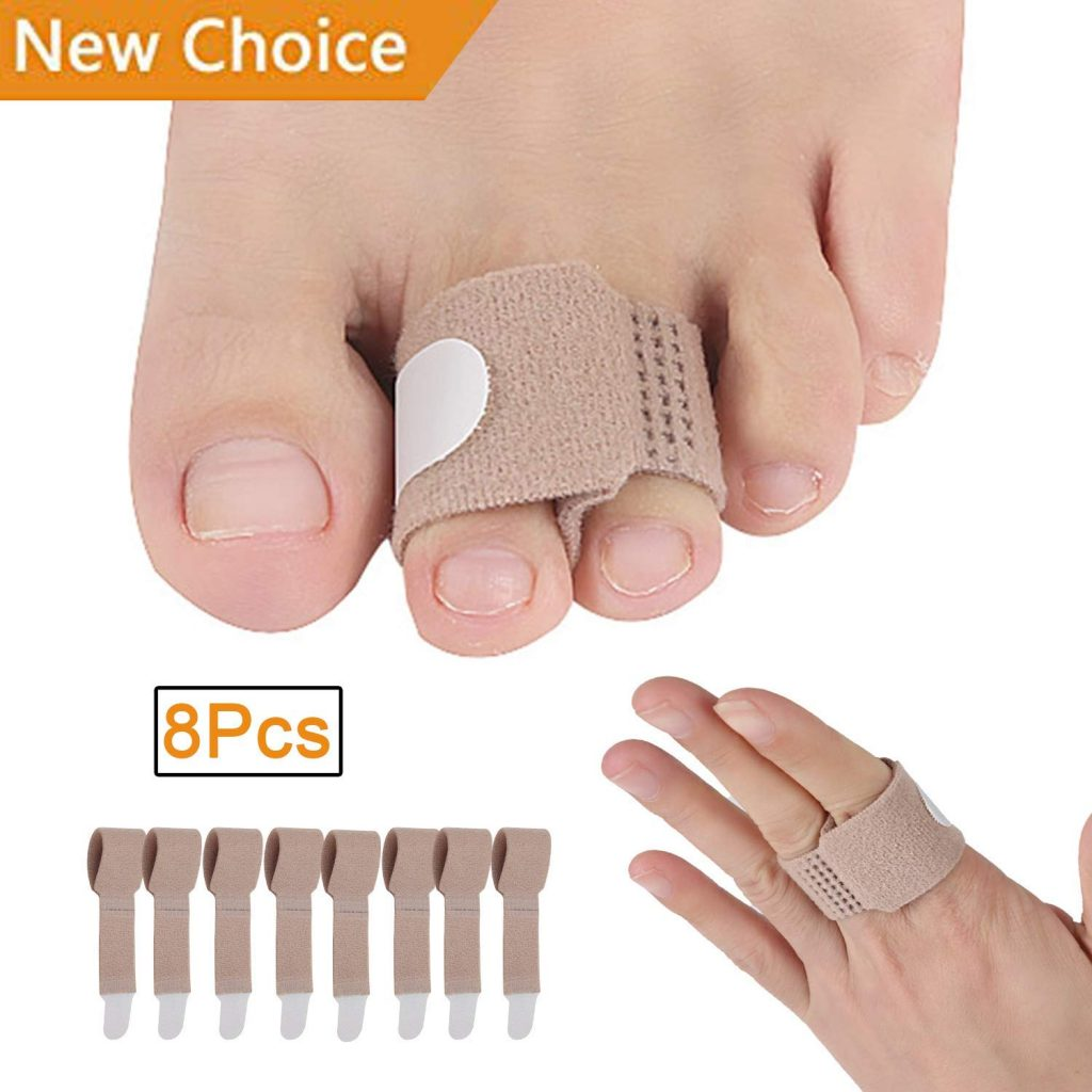 Best BJJ Finger Braces 2019 Toe Splints