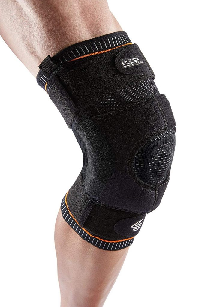 Best BJJ Knee Braces Guide , Shock Doctor Ultra Knit Knee Support Review