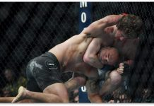 The Ben Askren BJJ Bulldog Choke